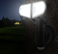 Twin motion activated floodlight great outdoor motion sensor light twin motion activated floodlight great outdoor motion sensor light floodlight motionactivated the home home security board pinterest mozeypictures Image collections