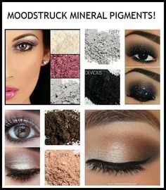Get this beautiful look for yourself by visiting my Younique make up website www.youniqueproducts.com/Chasitydonovan/products