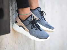 avis-basket-nike-wmns-air-huarache-ultra-wool-vachetta-tan-1
