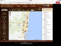 Cheesecake Factory - Miami - Florida