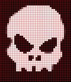 Quicky-Skull-Chart.jpg by notanartist, via Flickr || https://m.flickr.com/#/photos/notanartist/91051570/