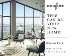 Wallasey Real Estate Agents present Gibson Park Development   This can be your new home   If you want to see all Property features & more then click on image. The Heritage Development - Gibson house Wirral #masonverdi #estateagents #wirral #prenton #happy #home #buyer #newhome #newkeys #congrats #property #gibsonpark #gibsonhouse #Wallaseydevlopment Liverpool City Centre, New Brighton, Investment Companies, Property Development, Real Estate Agency, Estate Agents, Real Estate Investing, New Homes, Canning