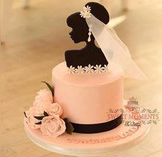 Dort marcipánový * svatební - nevěsta ♥♥♥
