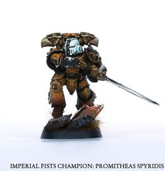 Imperial Fist Champion