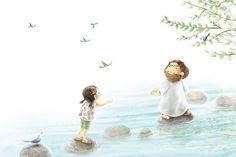 4번째 이미지 Christian Drawings, Christian Art, Scripture Art, Bible Art, Catholic Art, Religious Art, Jesus Cartoon, Jesus Artwork, Lds Art