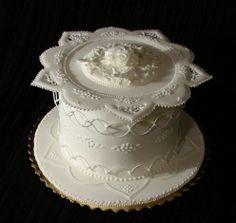 Royal Icing Cake