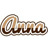 Anna exclusive logo