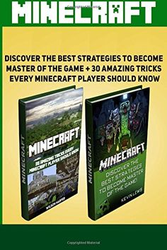 Minecraft: Discover the Best Strategies to Become Master of the Game  30 Amazing Tricks Every Minec @ niftywarehouse.com