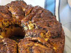 A cozinha do Titó: Folar de Chocolate