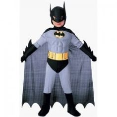Child's Toddler Batman Costume.unless you can be Batman.ALWAYS be Batman! Batman Halloween Costume, Batman Costumes, Classic Halloween Costumes, Batman Outfits, Theme Halloween, Boy Costumes, Super Hero Costumes, Creative Halloween Costumes, Costumes 2015