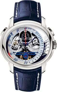 Audemars Piguet Millenary Maserati MC12 Tourbillon Chronograph watch