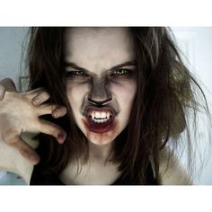 Werewolf makeup google search halloween costume ideas i got bored today so i started to do some makeup and it ended out like this haha youll see in a few days what im going to be solutioingenieria Choice Image