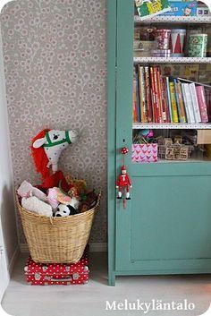 MELUKYLÄN TALO: siivottu on Nursery Room, Baby Room, Room Inspiration, Interior Inspiration, Ikea, Konmari, Creative Decor, Kids House, Interior And Exterior