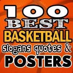 Shout Slogans provides lists of slogans, sayings, phrases, mottos and quotes. There are a range of topics from Environment slogans to sports slogans to campaign Basketball Slogans, Basketball Cheers, Basketball Birthday Parties, Basketball Posters, Basketball Funny, Basketball Shirts, Girls Basketball, Basketball Hoop, Basketball Crafts