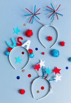 5 Tips for Making Handmade Kids Valentine Cards - Design Improvised Patriotic Crafts, July Crafts, Summer Crafts, Holiday Crafts, Patriotic Party, Holiday Ideas, 4th Of July Party, Fourth Of July, Crafts To Make