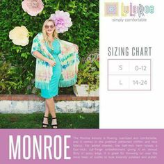 ad76e2b316 Monroe Kimono Swimsuit Cover Up Chiffon or Lace.with a flirty fringe. these  make a beautiful swimsuit cover up or a great addition to your outfit!  LuLaRoe ...
