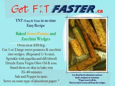 Easy to make, healthy & delicious!
