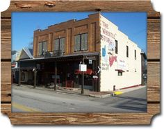 Whistle Stop Cafe   Glendale, KY  Best fried chicken, sweet spiced tea, and fried green tomatoes ever!