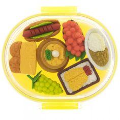 Large Restaurant Bento Box Yellow