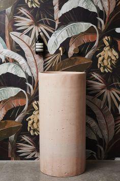 Bathrooms - Bathroom Design - Interior Design Interior Decorating - interior Design - Bathroom Interiors - Aesthetic - Design Architecture - Moodboard - Bathroom Ideas Bathroom Decor - Bathroom Remodel - Bathroom Interior Bathroom - Concrete Basin - Concrete Design - Concrete Nation - Australian Made Sustainable - Worldwide Shipping - @concretenation