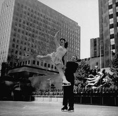 Rockefeller Center, 1942