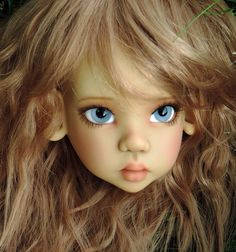 OOAK Sunkissed Hope MSD by Kaye Wiggs...customized by Charlene Smith