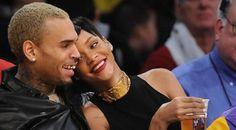 Chris Brown et Rihanna se sont affichés ensemble à un match des Lakers à Los Angeles