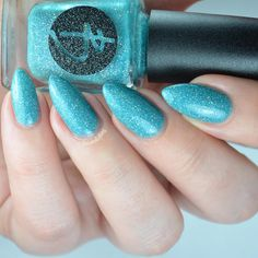Bliss Polish Bobs Teal the End