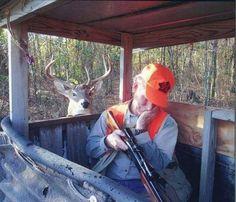 le repos du chasseur