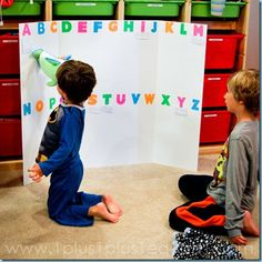Word Play ~ Learning to Read is FUN!  Sight word activities