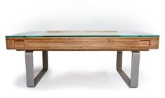 Mixtape Table at jeffskierkadesigns.com