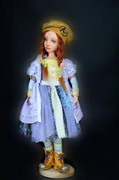OOAK Art Doll Fairy Doll