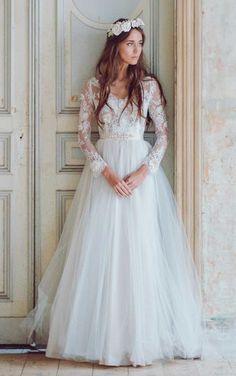Elegant chic Katya Katya Shehurina wedding dresses