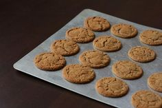 Best Gingersnap Cookies on Planet Earth - I'll have to try these to see if they are the best