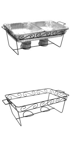 Chafing Dish Rack Glamorous Sorbusã'® Buffet Rack Chafing Stand  Set Of 2 Foldable Decorating Inspiration