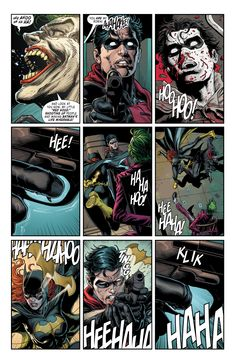Red Hood Comic, Batman Red Hood, 3 Jokers, Three Jokers, Nightwing, Batgirl, Little Red Hood, Michael Caine Batman, Chibi Marvel