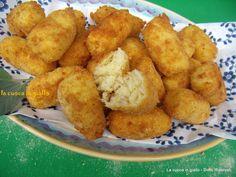 La casa delle crocchette parte 1… merluzzo e patate