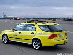Saab 9-5 combi