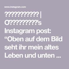 """𝘼𝙐𝙎𝙒𝘼𝙉𝘿𝙀𝙍𝙄𝙉   Ö𝙎𝙏𝙀𝙍𝙍𝙀𝙄𝘾𝙃's Instagram post: """"Oben auf dem Bild seht ihr mein altes Leben und unten mein neues Leben nach der Auswanderung. 🌸  HEUTE Thema in meiner STORY:…"""" Alter, Boarding Pass, My Life, Instagram, New Life, Things To Do"""