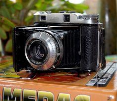 Balda Super Baldax or any coupled rangedfinder like super ikonta iii certo 6