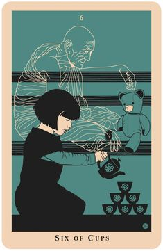 Six of Cups Tarot