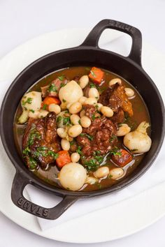 Welsh Lamb navarin by Richard Corrigan