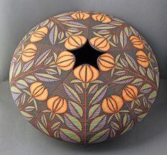 Richard Zane Smith, ceramic