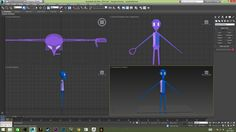 second attempt modelling veepees in 3ds max - 14