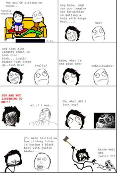 Rage Comics - Wrong Answer - www.funny-pictures-blog.com