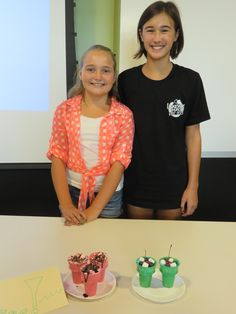 "The Lake Travis Community Library held a ""Jr. Chef Challenge."" Teams of two or three were given secret ingredients and asked to create two tasty dishes! Each dish was rated on presentation, creativity and taste."