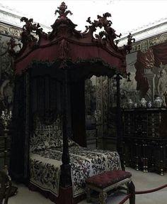 Gothic Home Decor Gothic Bedroom Decor Medieval Home Decor & 47 best Gothic home decor images on Pinterest | Gothic home decor ...