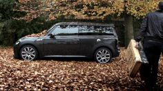 What the designers drive. MINI Clubman is the car of choice for Anders Warming - Head of MINI Design.