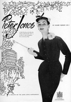 For British Vogue, March 1954 | Flickr - Photo Sharing!