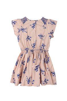 stella smocked dress | Cotton On
